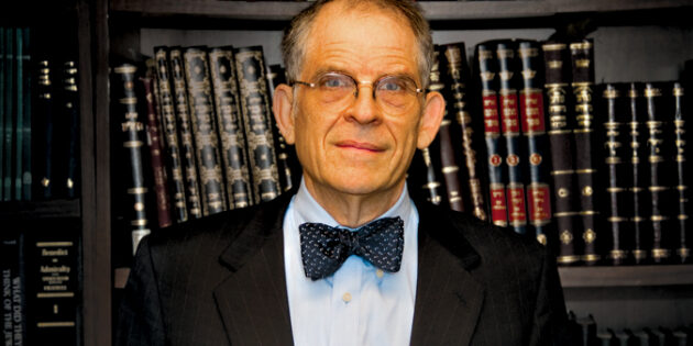 Supreme Courts Cite Rutgers Law Professor