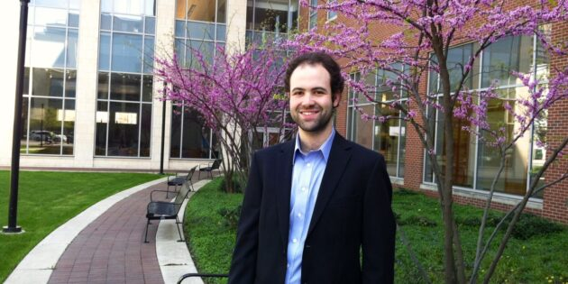 Rutgers Law–Camden Student Awarded Google Policy Fellowship