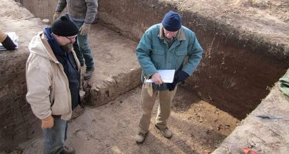 Breaking New Ground: Rutgers–Camden Student and Archeologist Honored with 2013 New Jersey Historic Preservation Award