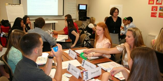 Summer Program at Rutgers–Camden Gives High School Students a Crash Course in Business Education