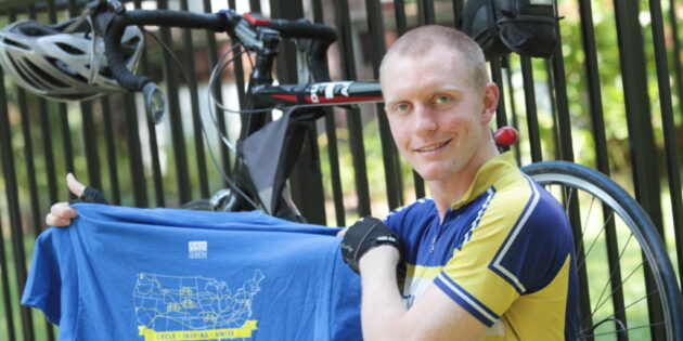 Rutgers-Camden Student Cycles for Cancer
