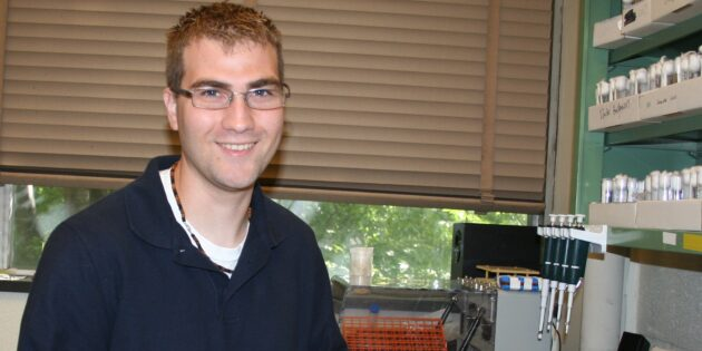 Doctoral Research on Fruit Flies Seeks Answers to Cell Signaling Problems