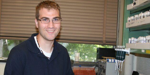 Student Earns Prestigious Honor from Genetics Society of America