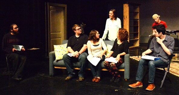 Theater Program Begins 2013-2014 Season with Classic Comedy