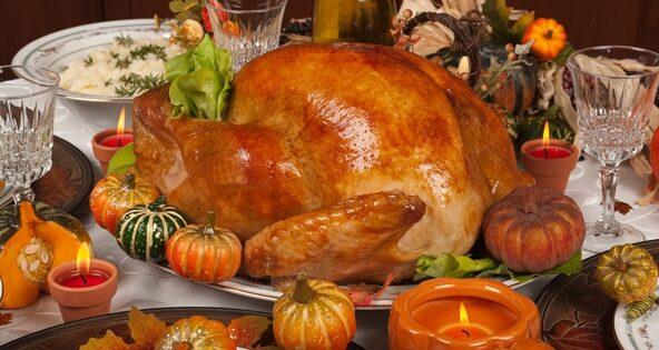 English Scholar Examines Symbolism of Thanksgiving