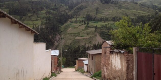 Visiting Bolivian Villages