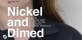 "Theater Program Presents ""Nickel and Dimed"""