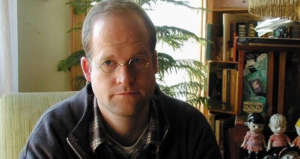 Award-Winning Graphic Novelist Chris Ware to Present Lecture