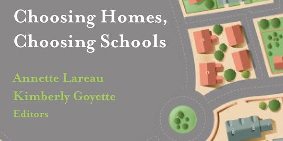 Lecture Examines Choosing Neighborhoods, Schools