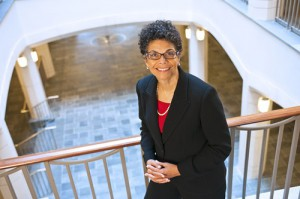 Phoebe A. Haddon will assume the post of chancellor of Rutgers University-Camden on July 1