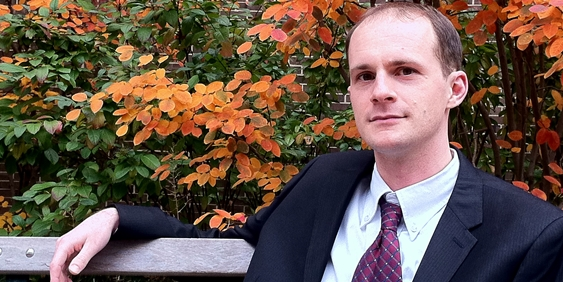 Professor Named Visiting Scholar for the People's Emergency Center