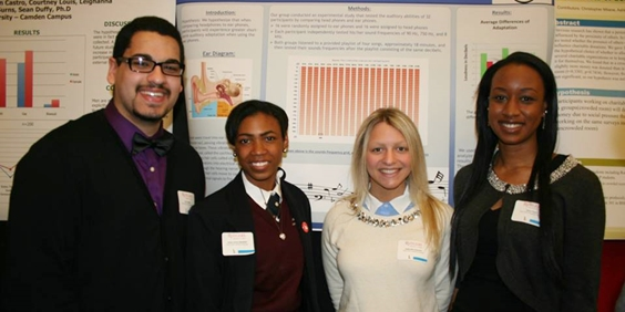 Rutgers–Camden and LEAP Academy Students Collaborate on Psychology Research Projects