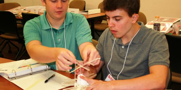 Summer BizEd Camp Provides Local High School Students with Collegiate Business Education