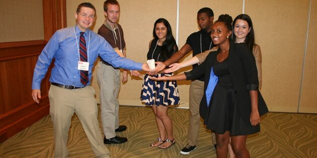 Local High School Students Participate in BizEd Camp