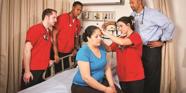 Diversifying Health Care: Cooper University Health Care Employees Work Toward Earning Bachelor's Degree in Nursing from Rutgers University–Camden
