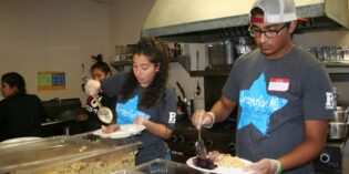 New Student Day of Service