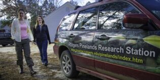 VIDEO: Research in the Pine Barrens