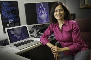 Suneeta Ramaswami will lead a collaborative computer science research project at Rutgers-Camden.