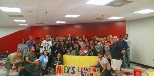 Student Organizations Run Alex's Lemonade Stand on Campus