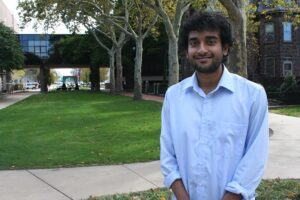 Harish Swaminathan is the recipient of a prestigious graduate research fellowship from the National Institute of Justice.