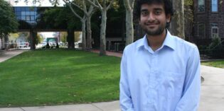 Doctoral Student Receives Fellowship to Advance DNA Research