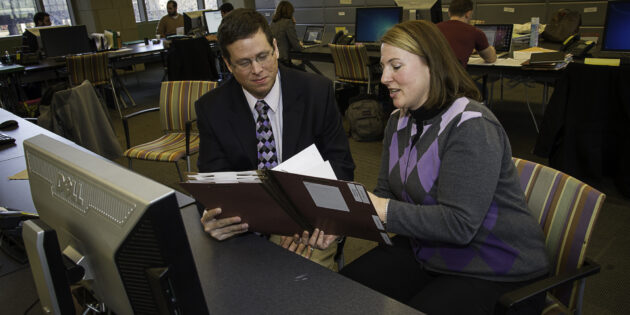 Why Access to Justice Matters: Law Students Fight Domestic Violence Throughout the Year