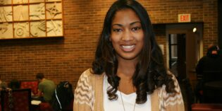 Nursing Student Awarded Scholarship from Northern New Jersey Black Nurses Association