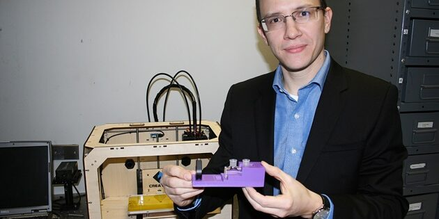 Students Use 3D Printing Technology