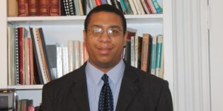 Ph.D. Student Serving as 2015 Eagleton Alumni Fellow