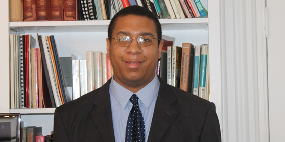 Ph.D. Student Serving as 2015 Eagleton Alumni Fellow