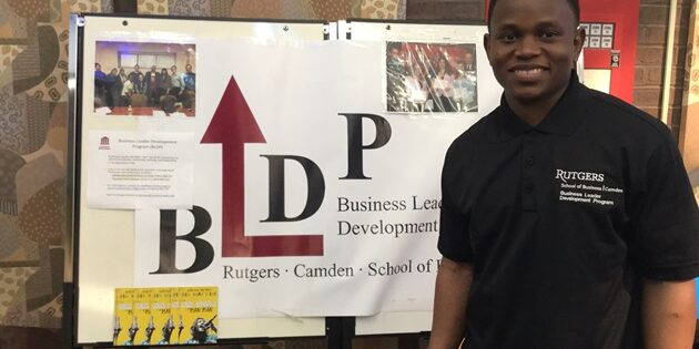 Toy Story: Rutgers–Camden Junior Experiences Toy Fair, Gains Business Insight from Mattel Executives