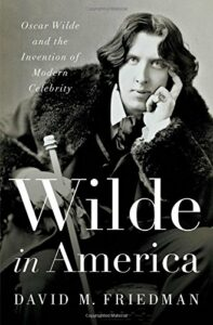 Wilde in America cover