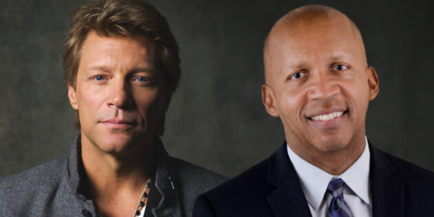 Jon Bon Jovi and Bryan Stevenson to Receive Honorary Degrees