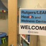 Rutgers/LEAP Health and Wellness Center Established