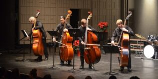 Music Program Celebrates Spring with Series of Free, Public Concerts