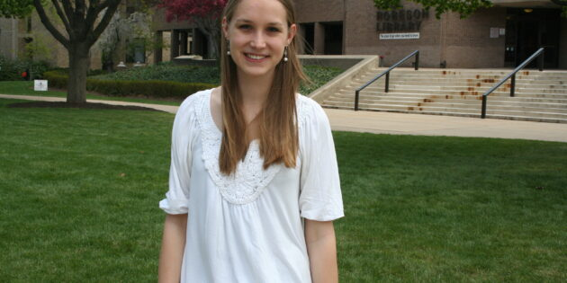 Business Major Inspired to Use Marketing Skills to Focus on Social Responsibility