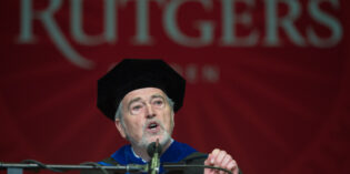 College of Arts and Sciences Commencement Keynote Address by Walter MacDonald (CCAS '74)