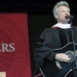 Rutgers–Camden Awards Honorary Degrees to Jon Bon Jovi and Bryan Stevenson