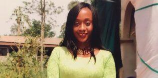 Rutgers–Camden Civic Scholar Spotlight: Chioma Eze