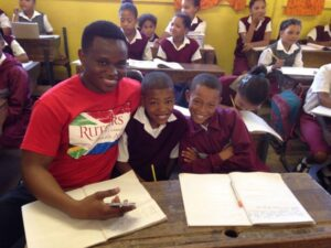 Studying in South Africa Inspires Rutgers–Camden Business Major