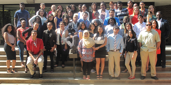 Incoming Students Successfully Complete EOF Summer Institute
