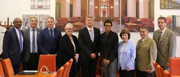 Rutgers School of Nursing–Camden Announces Partnership with Hungary's Oldest Medical School