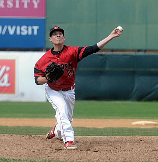 Field Of Dreams: Rutgers–Camden Baseball Standout Jeff