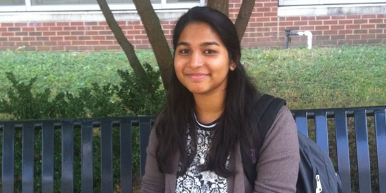 Living the Dream: Daughter of Bangladeshi Immigrants Aspires to be Pediatrician