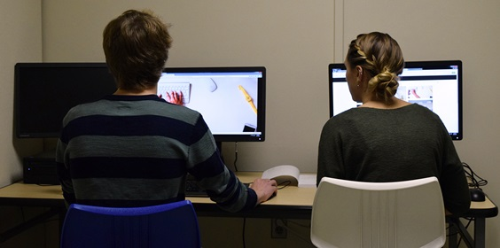 New Writing and Design Lab Prepares Students for Literacy in the Digital Age