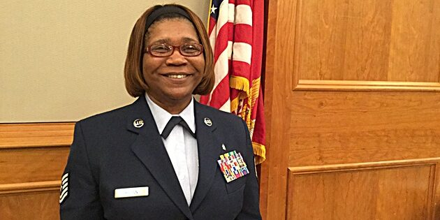 Camden Resident Honored as Outstanding Student Veteran