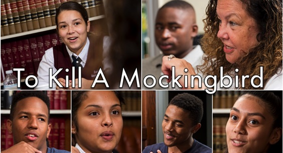"Camden Students to Perform ""To Kill a Mockingbird"" Mock Trial"