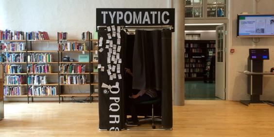 Typomatic Machine Promises Original Literary Experience