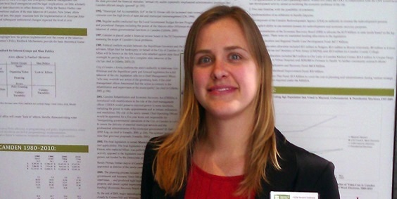 Three Ph.D. Candidates Earn Tenure-Track Faculty Positions