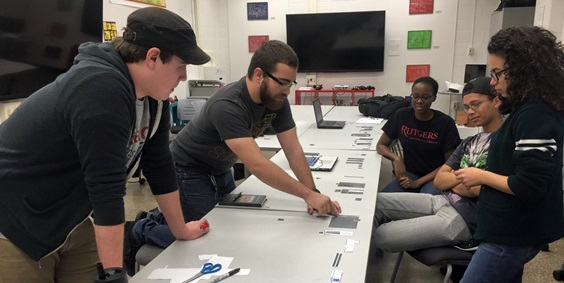 "Cut to the Point: Students Create Innovative New Video Game ""Snip"""